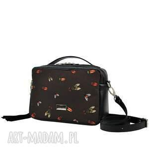 ręcznie robione na ramię do-ręki torebka hanza 1364