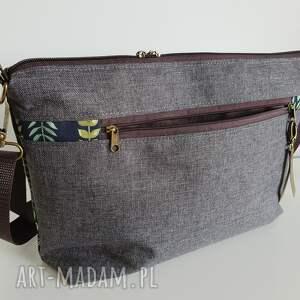 na ramię wiosna torebka mini plus pocket zielnik
