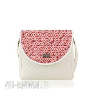 wyjątkowe na ramię torebka puro 1128 belarusian red
