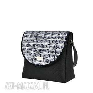 trendy na ramię praktyczna torebka puro 1288 belarusian dark