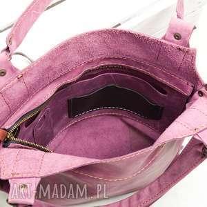 torebka-na-ramię na ramię torebka skórzana ręcznie robiona