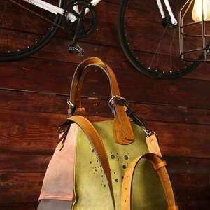 zielone na ramię damska torba uwaga! prosimy o informację jak rodzaj