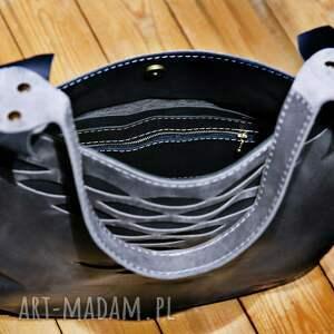 handmade na ramię torebka torba ręcznie wykonana