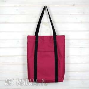 shopperka na ramię torebka torba