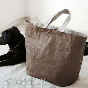 na ramię ekologiczna washpapa torba regulowana xxxl