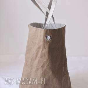 hand-made na ramię unisex wegańska torba xxxl