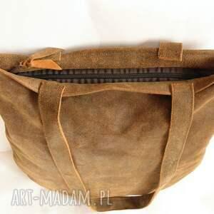 912a80b7a4ac5 na ramię torba wielka skórzana xxl