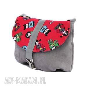 unikalne na ramię torebka z matrioszkami