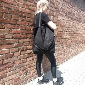 wyraziste na ramię torba na zamek zestaw duża kosmetyczka