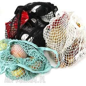 dlaniej torba na zakupy siatka bawełniana