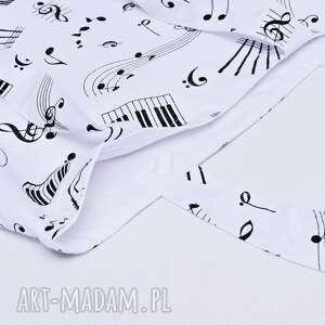 awangardowe torba muzyczna na zakupy shopperka