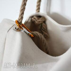 torebka na zakupy torba xl z kosmetyczką