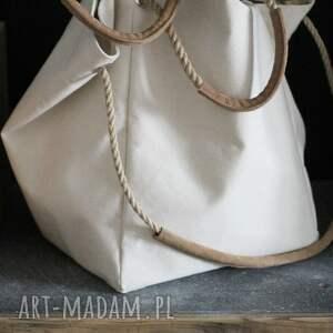 unikatowe na zakupy torebka torba xl z kosmetyczką