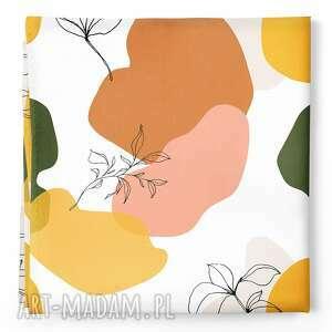 obrus jesienny 130 x 130 cm matowy