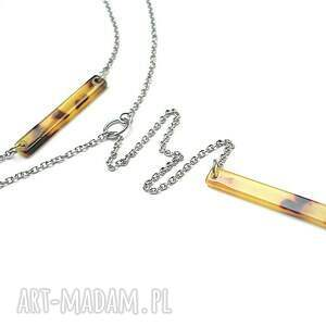 atrakcyjne naszyjniki stal kolekcja alloys collection to propozycje, które