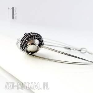 naszyjniki majorka bianco viii - naszyjnik z perłą