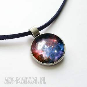 modne naszyjniki choker carina nebula