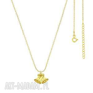 oryginalne naszyjniki dzwon celebrate - bell necklace g