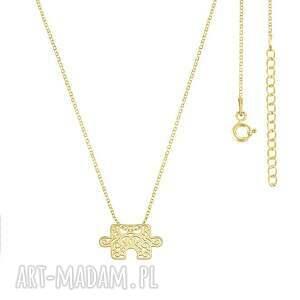 autorskie naszyjniki puzzle celebrate - necklace g