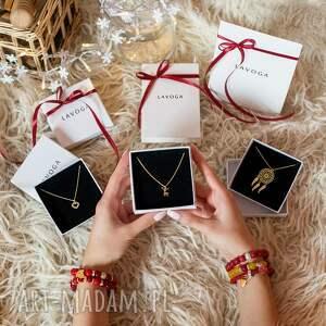 pomysł na prezent święta łańcuszek celebrate - reindeer necklace g