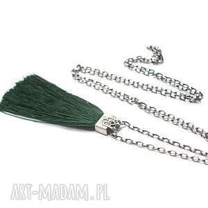 zielone naszyjniki chwościk - lush meadow vol. 2 -