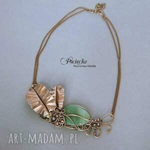 naszyjniki tropik creation necklace - naszyjnik
