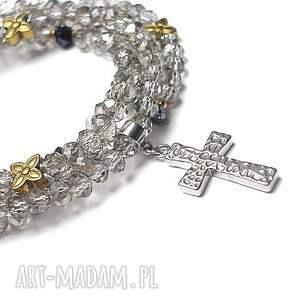 srebrne naszyjniki szlachetna crystal cross vol. 2 /alloys