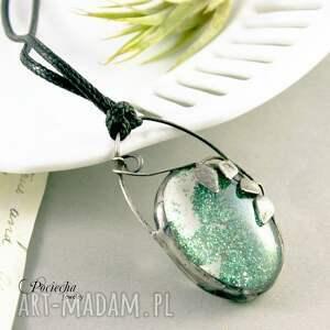 handmade naszyjniki naszyjnik fairy - z wisiorem