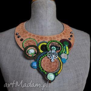 modne naszyjniki folk design - bizuteria ediedy