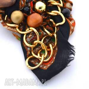 nietypowe naszyjniki naszyjnik folklore handmade