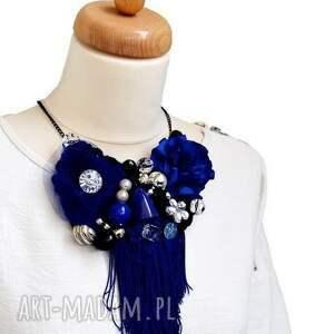 OHEVE HandmadeDesign naszyjniki: niebieski