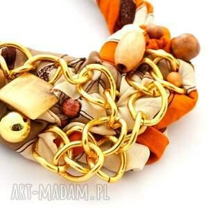 naszyjniki naszyjnik ginger handmade
