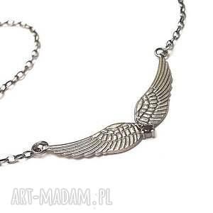 naszyjniki srebro naszyjnik wykonany ręcznie ze srebra pr. 925