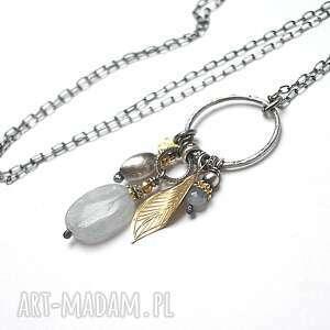 wyjątkowe naszyjniki srebro gołębi - naszyjnik