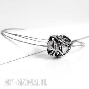 naszyjnik naszyjniki srebrne graphite iii srebrny