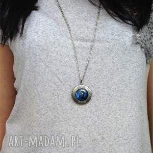 handmade naszyjniki portal gwiezdne wrota - sekretnik z