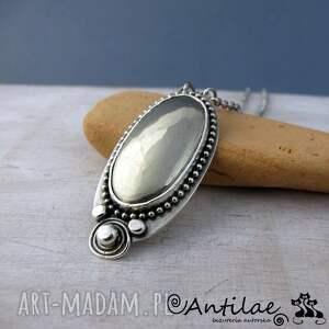 eleganckie naszyjniki naszynik igolide - piryt, srebro, naszyjnik