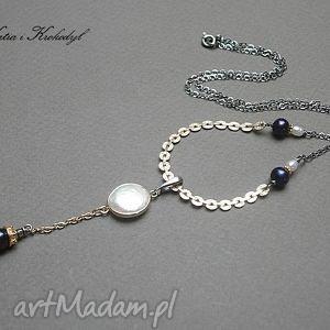 słodkowodne naszyjniki pearls - naszyjnik