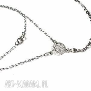 ręcznie wykonane srebro key /2018 -01/ - naszyjnik