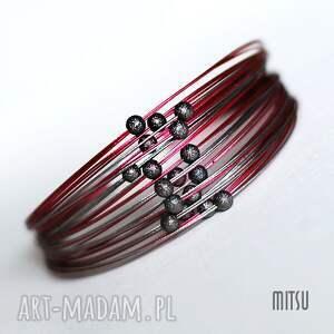 modne naszyjniki linki kolia cherry