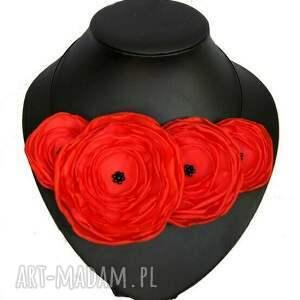 prezenty święta kwiatowy naszyjnik