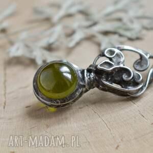 naszyjniki szklana kula magic - naszyjnik z kulą