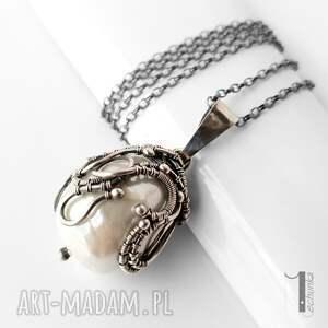 handmade naszyjniki naszyjnik margaritari srebrny