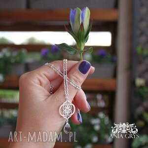 ciekawe naszyjniki kwarcdymny marokańskie inspiracje z kwarcem