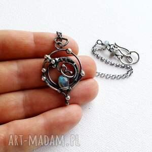 handmade naszyjniki elegancki marzyciel - moon