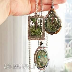 las mech - naszyjnik, łezka, mini
