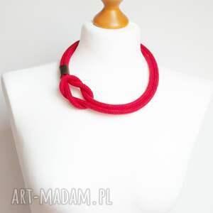 oryginalne naszyjniki naszyjnik minimalistyczny z liny