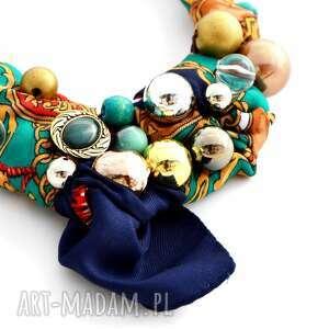 ręcznie zrobione naszyjniki naszyjnik misz masz handmade