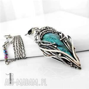 srebrne naszyjniki monoceros srebrny naszyjnik