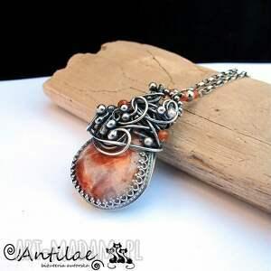 naszyjniki sunstone monolitas - kamień słoneczny